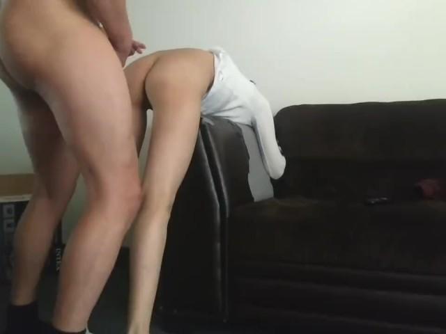 Hidden Cam Getting Dressed