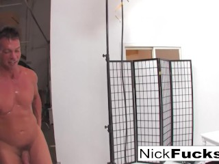 Rough Gonzo sex with Mia including Nick, YouPeg