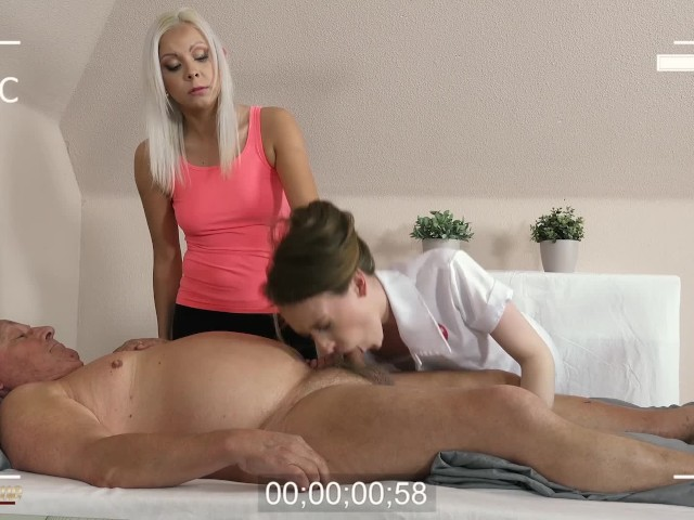 Wife Catches Husband Playing With Hot Teen and Turns Into Hot Intense 3some