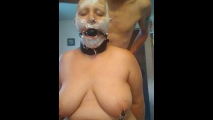 Head porn bald Shaving