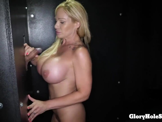 Teen Glory Hole Creampie