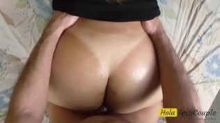 POV fuck with perfect ass