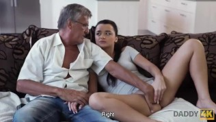 Daddy4k. man satisfied sexual...