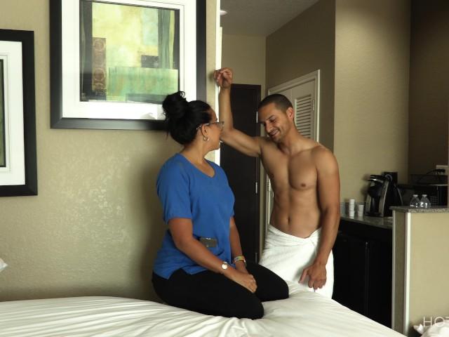 Couple Fucking Hotel Room