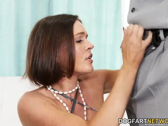 Anal Lesbian Double Dildo