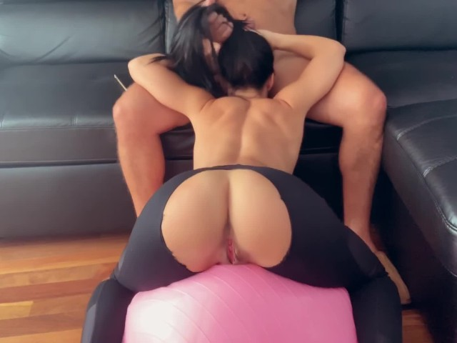 Father Fucks Daughters Ass
