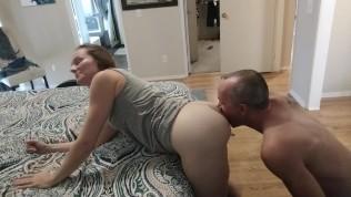 He Eats my Ass...