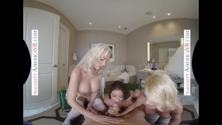 Naughty America – 4some among friends before wedding