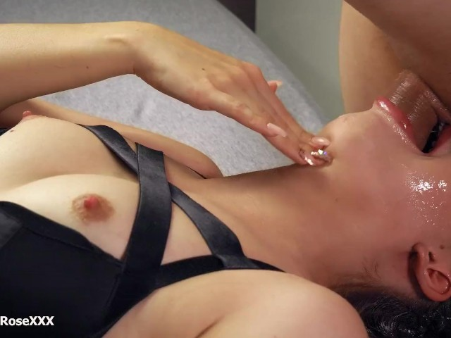 Amateur No Mercy Deepthroat Extreme Throat Bulge and Brutal Cum in Throat! - Free Porn Videos