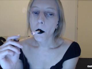 Blonde Dutch Petite Smoking Compilation – Teaser August 2019