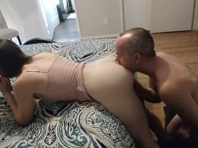 Daughter Wants Dad Fuck Her