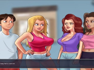 Summer Time Saga (PT 13) – Spin the bottle with Roxxy and friends