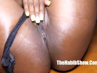 chocolate fetish sexy milf with pussy