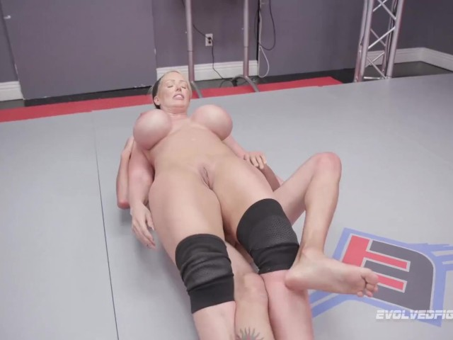 Blonde Big Tit Milf Nurse