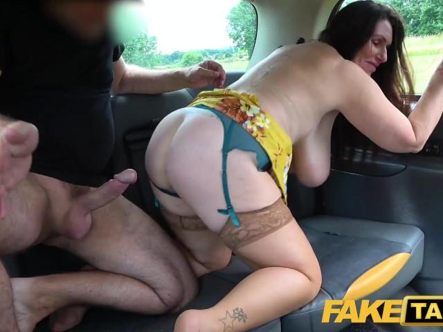 Fake Taxi Mature Lesbian