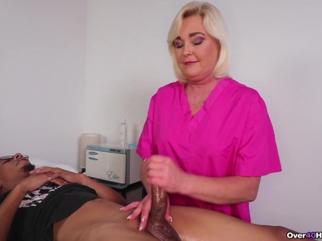 Sperm Bank Nurse Handjob