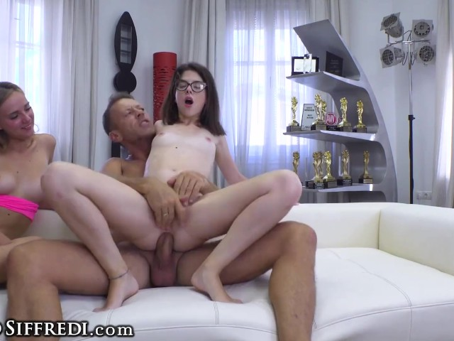 Casting With Teens Who Love Anal & Submission - Rocco Siffredi