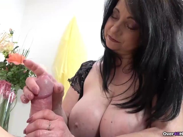 Homemade Big Tits Facial