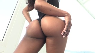 Black Beauty Demi Sutra Squirts On BBC – AllBlackX