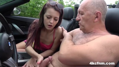 Hitchiking couple gets fucked for ride Hitchhiker Pick Up Porn Videos Youporn Com