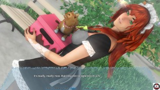 OFFCUTS (VISUAL NOVEL) – PT 4- Amy Route