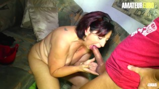 XXX Omas – Granny Gets Her Pussy Hammered Hard By Next Door Neighbour