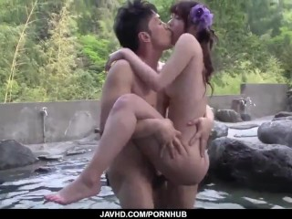 sturdy erotic intercourse at house with maya kawamura – extra at javhd internet