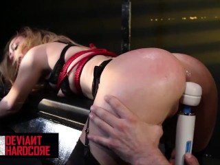 Deviant Intense – Sub Lyra Louvel finds dominated together with bound