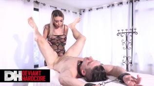DeviantHardcore – Hot Kat Dior loves fucking ass