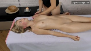 Lizka Gerenda Hot Wet Pussy Sensual Massage
