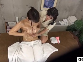 Sensual Massage In Japan For Steaming hot Busty First Time Client