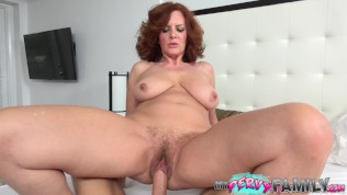 Hot Mature Mom Wants to Have Hard Dick Son Fill Her Pussy With Big Cock - Free Porn Videos - YouPorn