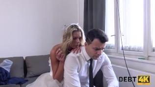 Debt4k Real Man Has Sex With Busty Hottie With Big Debts