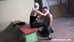 The Strap-on Treatment for Misbehaviour
