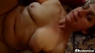 amateur, homemade, stepmom, cumshot, big tits