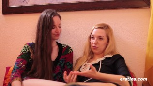 Natalia And Zina Love To Record Themselves Making Love