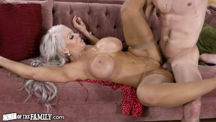 Hot MILF Only Wants Anal From Her Stepson