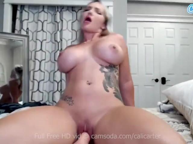 Short Hair Big Tits Solo