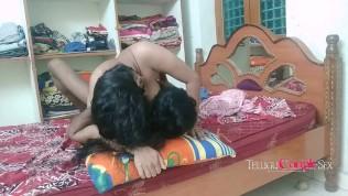 Telugu Mature Couple Having Sex