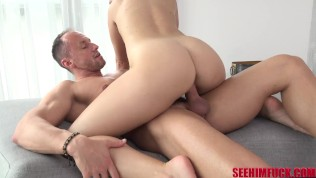 Hunky Ridge Crix Gets Some Play Time With Jenifer Jane
