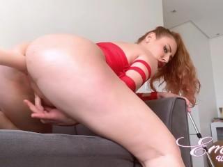 Fodendo meu cu com a Sex Machine