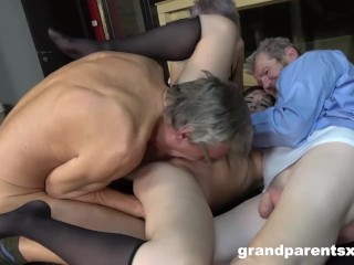 Senior Swingers Pick out up Lonely Bitch