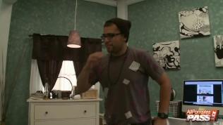 4k: Big Dick Sucking Whore Ashli Orion Cuckolds Her Hubbie