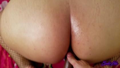 chubby anal orgasm squirt