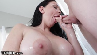 Hot Brooke Beretta Blows Big Dick