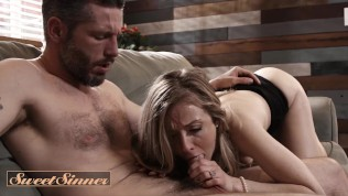 Sweet Sinner – Van Wylde Couldn't Say No To Horny Chick Vanna Bardot Getting On Top Of Him