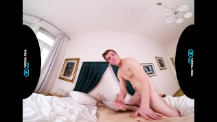 Massage and Anal in VR Gay