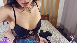 June Liu – Sexy Chinese Girl Riding a Fat Dick and Got Creampied Short Version 刘玥-骑乘内射 JL_106
