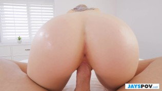 Jay's Pov - Smoking Hot Rocker Busty Chick Makes Her Debut On Jay's Hot Pov (full Scene)