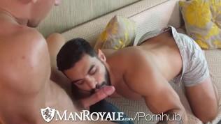 ManRoyale Hot Guys Dont Waste Time Fucking